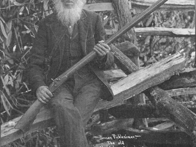 Benson Picklesimer-1899_Old Highlands Hunter
