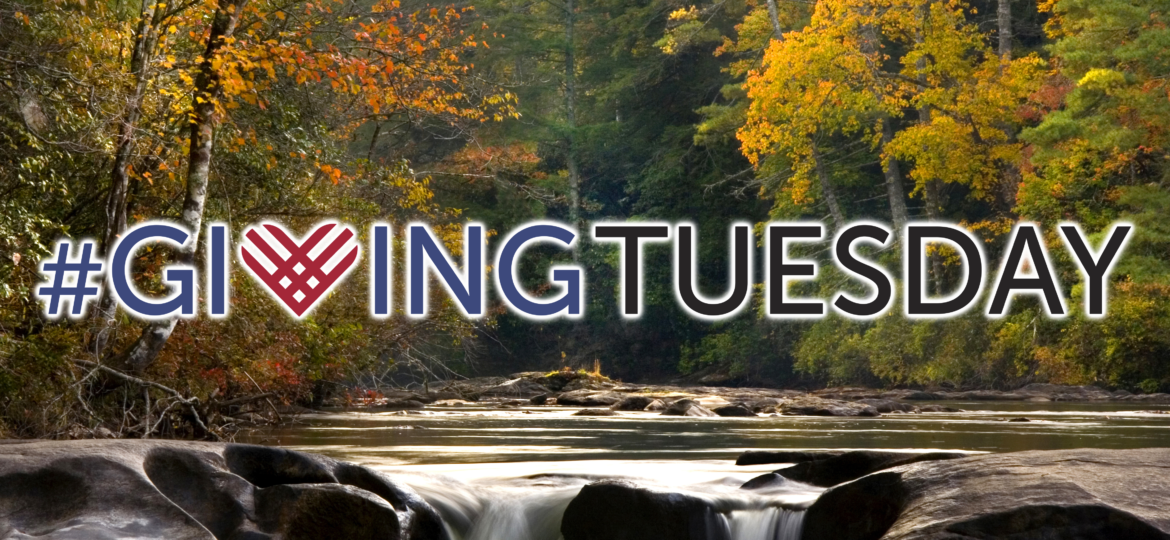 Chattooga River Dick's Creek Ledge- Giving Tuesday