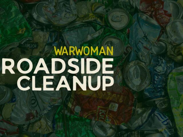 roadside cleanup